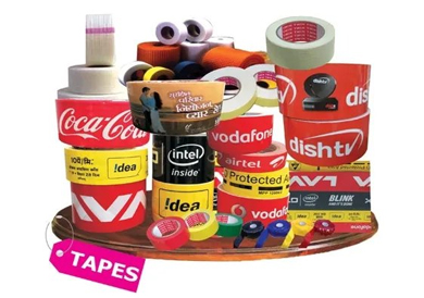 Self Adhesive Label- Promotional Tapes